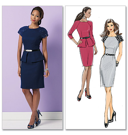 Butterick Misses'/Misses' Petite Dress 5520