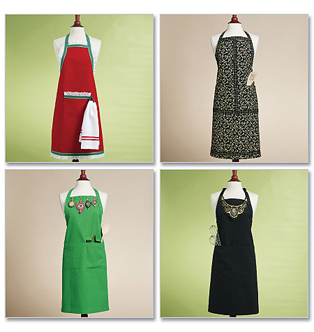 Butterick Aprons 5541