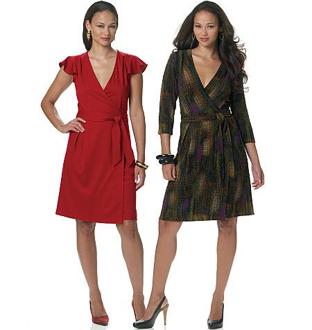 Butterick Misses' Dress 5546