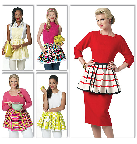 Butterick Aprons 5579