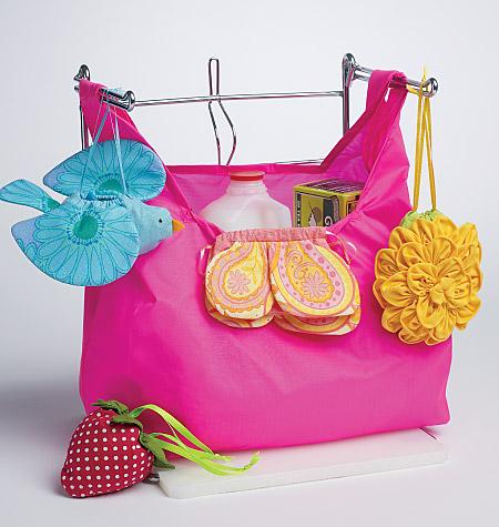 Butterick market bag 5621