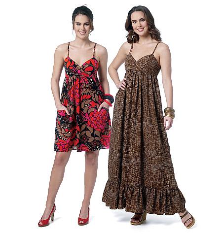 Butterick Misses' Dresses 5632