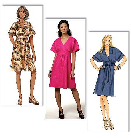 Butterick Misses dress 5640