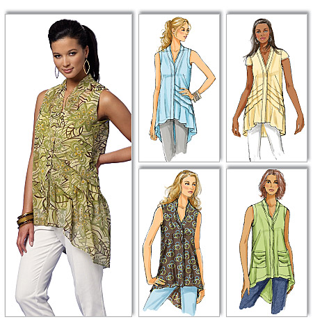 Butterick Misses Tunic 5646