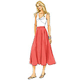 Butterick 5650 Pattern ( Size 14-16-18-20 )