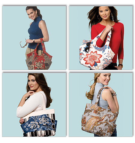 Butterick Bags and Totes 5658