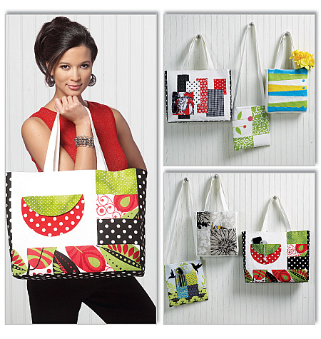 Butterick Bags and Totes 5659