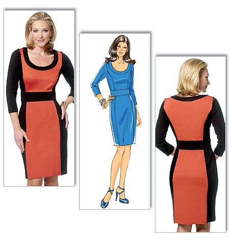 Butterick Misses'/Misses' Petite Dress 5673