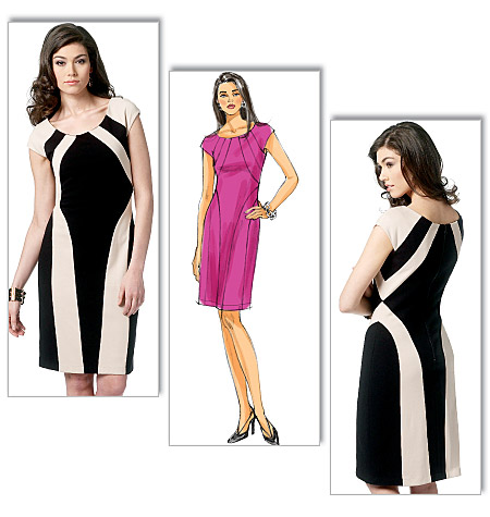 Butterick Misses' Dress 5677