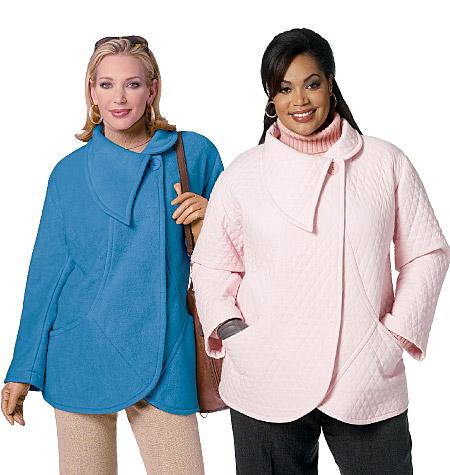 Butterick Misses'/Women's Jacket 5689