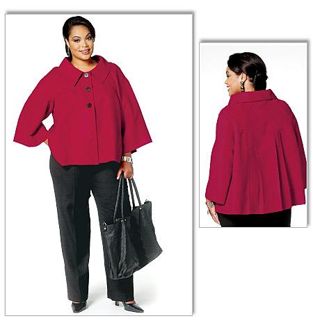 Butterick Misses'/Women's Jacket and Pants 5690