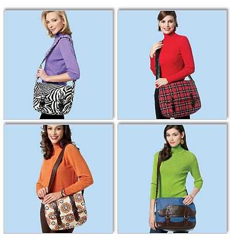 Butterick Messenger Bags 5694