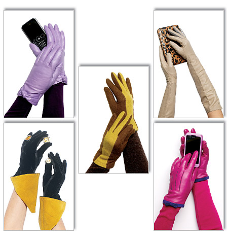 Butterick Gloves 5695