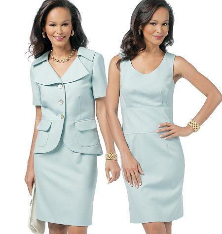 Butterick Misses' Jacket and Dress 5699