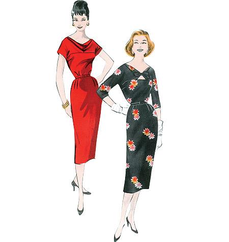 Butterick Misses' Dress and Belt 5707
