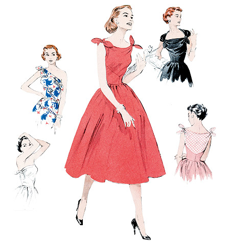 Butterick Misses' Dress 5708