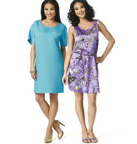 Butterick Misses Dress 5735