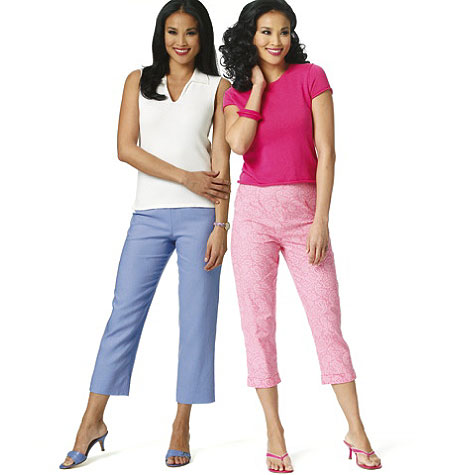 Butterick Misses Pants 5738
