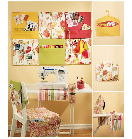 Butterick Sewing Room Organizers 5767