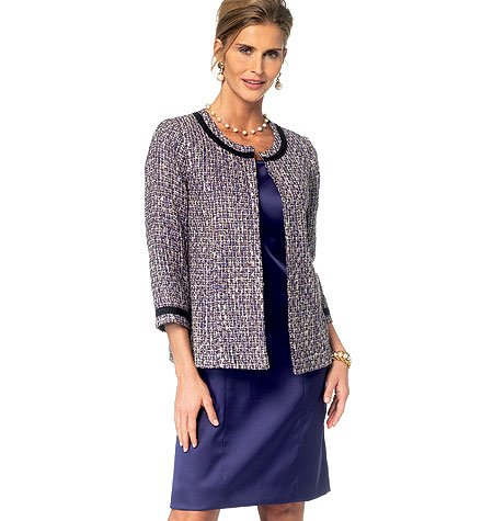 Butterick Misses' Jacket and Dress 5769