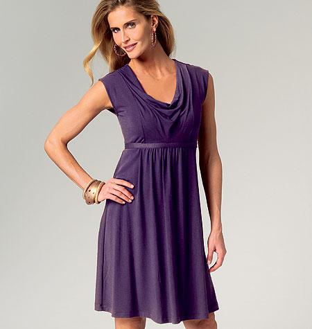 Butterick Misses Dress 5778