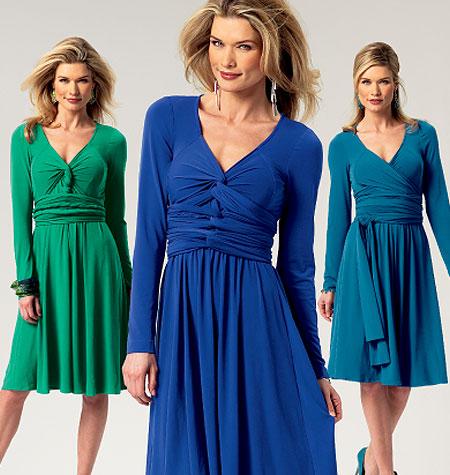 Butterick Misses Dress 5783