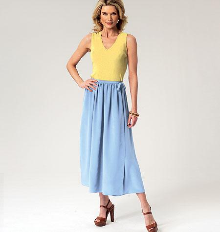 Butterick Misses Skirt 5787