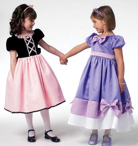 Butterick Children's Dress 5810