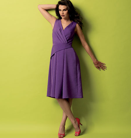 Butterick Misses Dress 5918