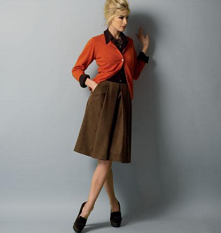 Butterick Misses' Skirt 5929