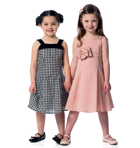 Butterick Children/Girls' Dress 5937