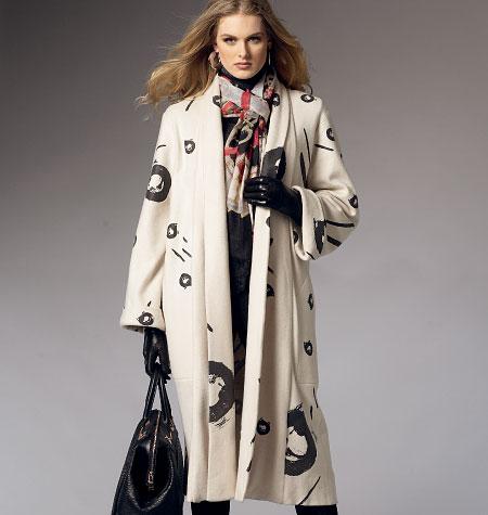 Butterick Misses' Coat 5960