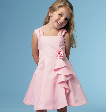 Butterick Children's/Girls' Dress 5980