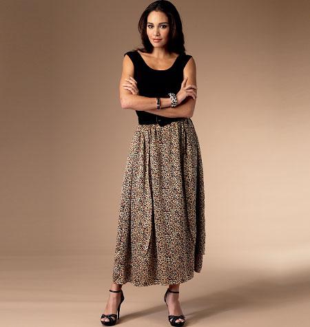 Butterick Misses' Skirt 5991