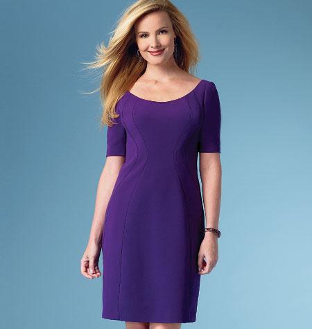 Butterick Misses'/Women's Dress 5998