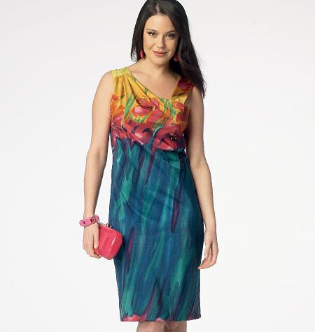 Butterick Misses' Dress 6006