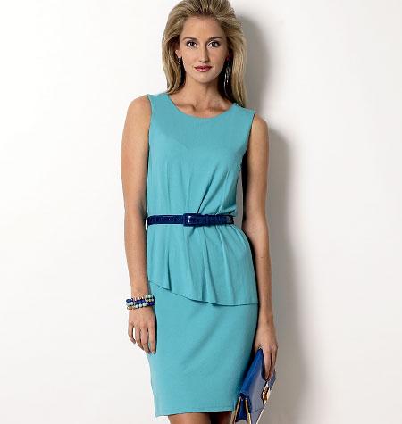 Butterick Misses' Dress 6014