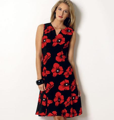 Butterick Misses' Dress 6015