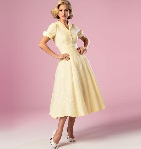 Butterick Misses' Dress 6018