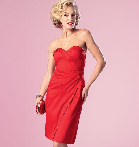 Butterick Misses' Dress 6019