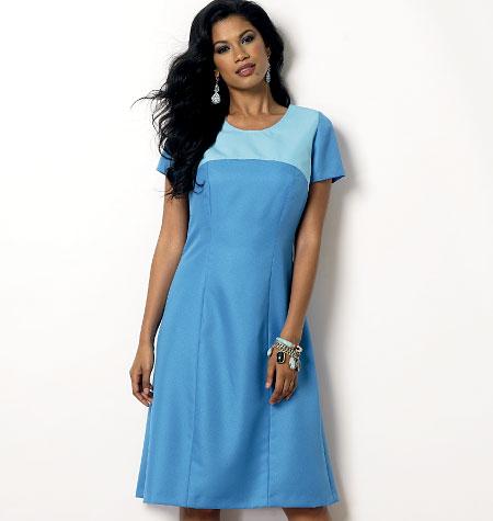 Butterick Misses'/Women's Dress 6033