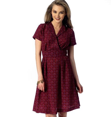 Butterick Misses' Dress 6040