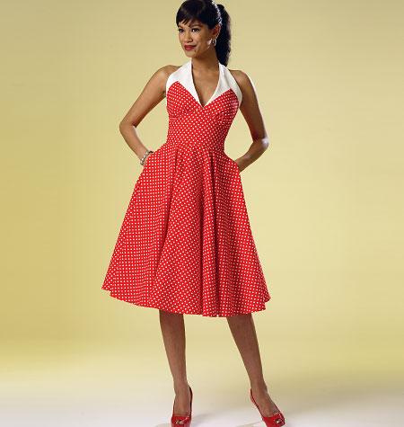 Butterick Misses' Dress 6049