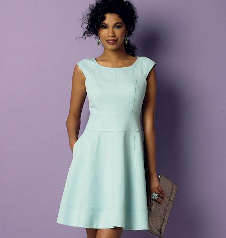 Butterick Misses' Dress 6053