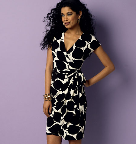 Butterick Misses' Dress 6054