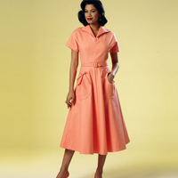 Butterick 6055 Pattern