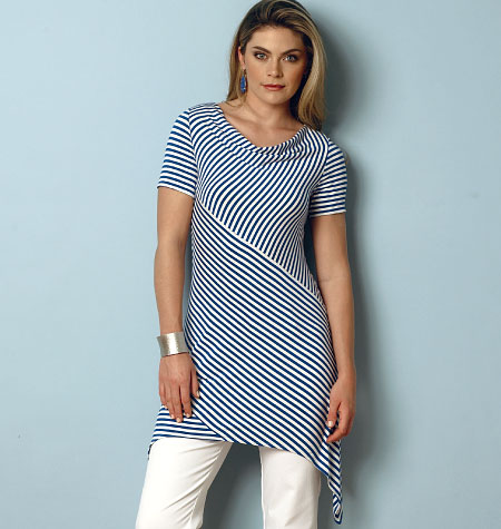 Butterick Misses' Tunic 6058