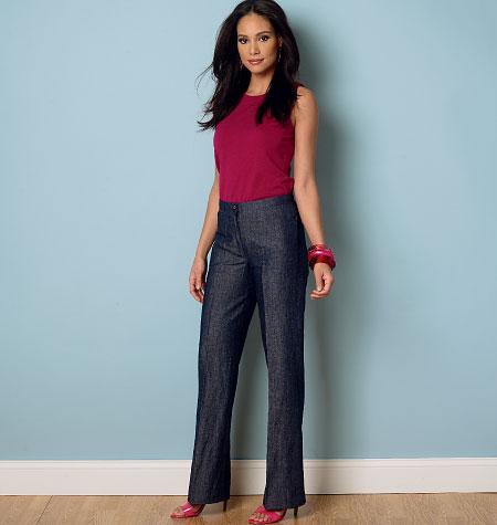 Butterick Misses'/Women's Pants 6071