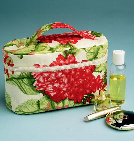 Butterick Cases, Cosmetic Bag and Backpack 6072