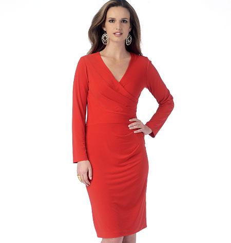 Butterick Misses' Dress 6080